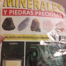 Coleccionismo de minerales: CIANITA MINERALES Y PIEDRAS PRECIOSAS RBA. Lote 190475512