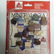 Coleccionismo de minerales: BLISTER MINERALES. Lote 192025622
