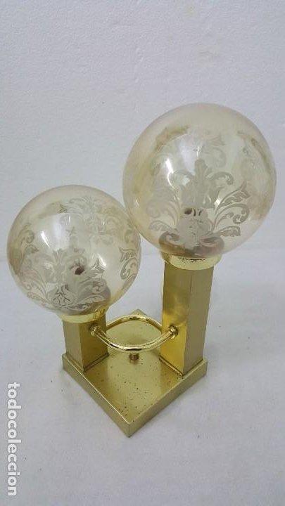 Coleccionismo de minerales: LAMPARA ART DECO - Foto 4 - 192524770