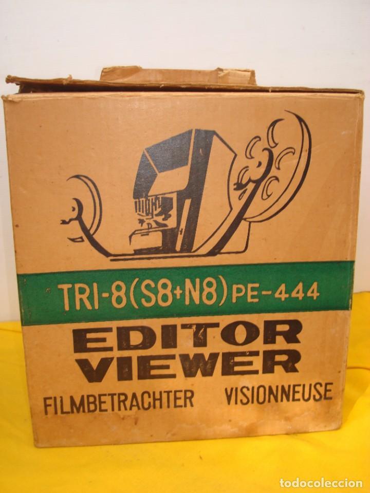 EDITOR VIEWER TRI-8 (Coleccionismo - Mineralogía - Otros)