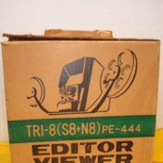 Coleccionismo de minerales: EDITOR VIEWER TRI-8. Lote 193288743