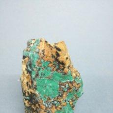 Coleccionismo de minerales: MALAQUITA - MINERAL.. Lote 193631128
