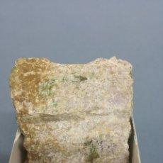 Coleccionismo de minerales: ERITRINA - MINERAL. EN CAJA 4X4 CM. Lote 194720520