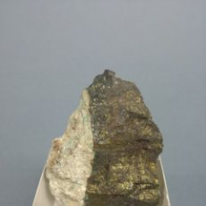 Coleccionismo de minerales: CALCOPIRITA - MINERAL.EN CAJA 4X4 CM. Lote 194720903
