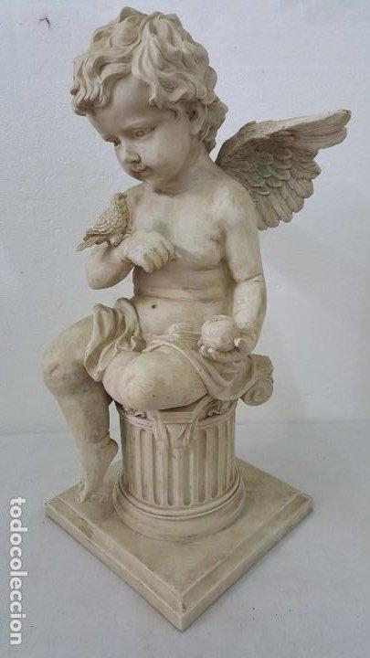Coleccionismo de minerales: ESCULTURA ANGEL - Foto 3 - 194906166