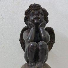 Coleccionismo de minerales: ESCULTURA PASTA O RESINA. Lote 194906185