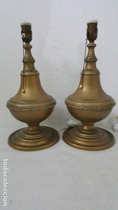 ANTIGUAS LAMPARAS (Coleccionismo - Mineralogía - Otros)