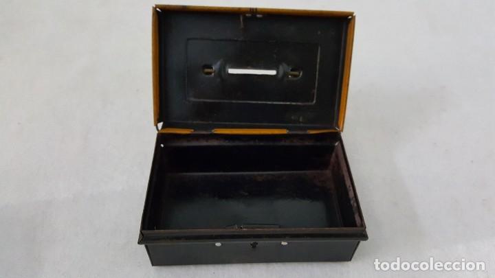Coleccionismo de minerales: HUCHA ANTIGUA - Foto 5 - 194906396