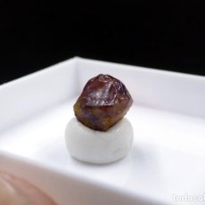 Coleccionismo de minerales: FD MINERALES: GRANATE RODOLITA - GJERSTAD - NORUEGA - ER 272. Lote 195057847