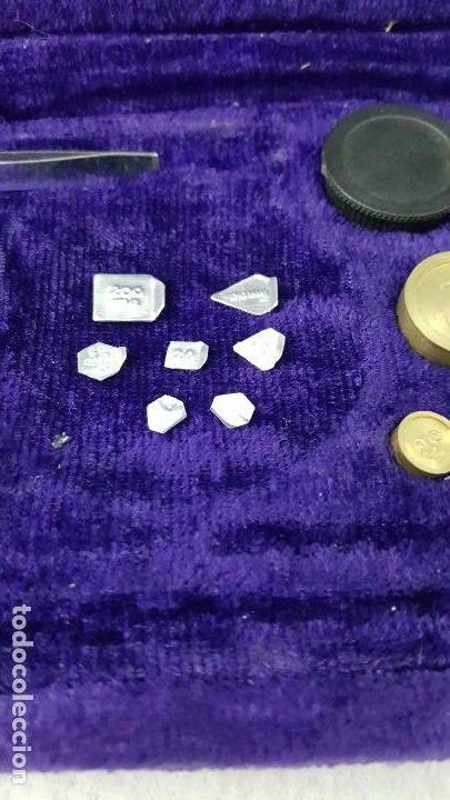 Coleccionismo de minerales: BALANZA 50 GRAMOS - Foto 3 - 195150510