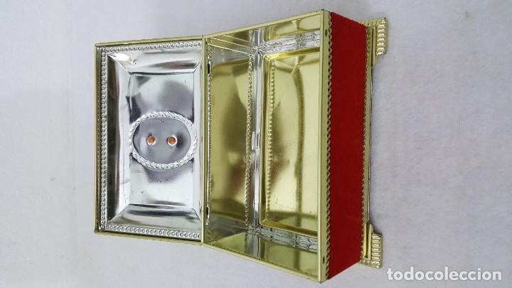 Coleccionismo de minerales: JOYERO TERCIOPELO ROJO - Foto 3 - 195151000