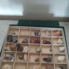 Coleccionismo de minerales: COLECCIÓN MINERALES.. Lote 195468622