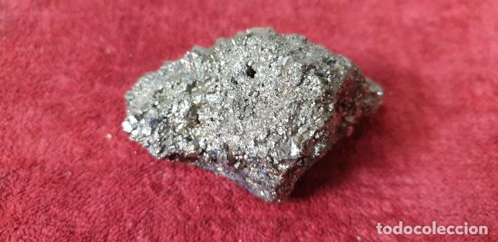 Coleccionismo de minerales: COLECCIÓN DE MINERALES. VARIOS TAMAÑOS Y FORMAS. SIGLO XX. - Foto 12 - 198285046