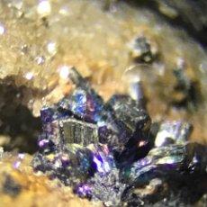 Collezionismo di minerali: ANTIMONITA. Lote 198691586