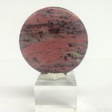 Coleccionismo de minerales: RODONITA - MINERAL. Lote 199474603