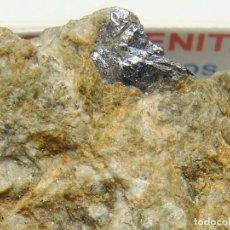Coleccionismo de minerales: MOLIBDENITA. Lote 201368957