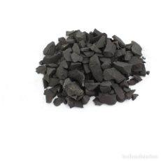 Coleccionismo de minerales: SHUNGIT 500 G. PARA PURIFICAR EL AGUA SHUNGITA SHUNGITE TO PURIFY WATER. Lote 203245048