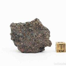 Coleccionismo de minerales: METEORITO CARBONÁCEA. Lote 204727956