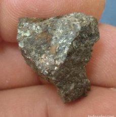 Collectionnisme de minéraux: NIQUELINA-LAPPLAND-SUECIA X-724. Lote 206318748