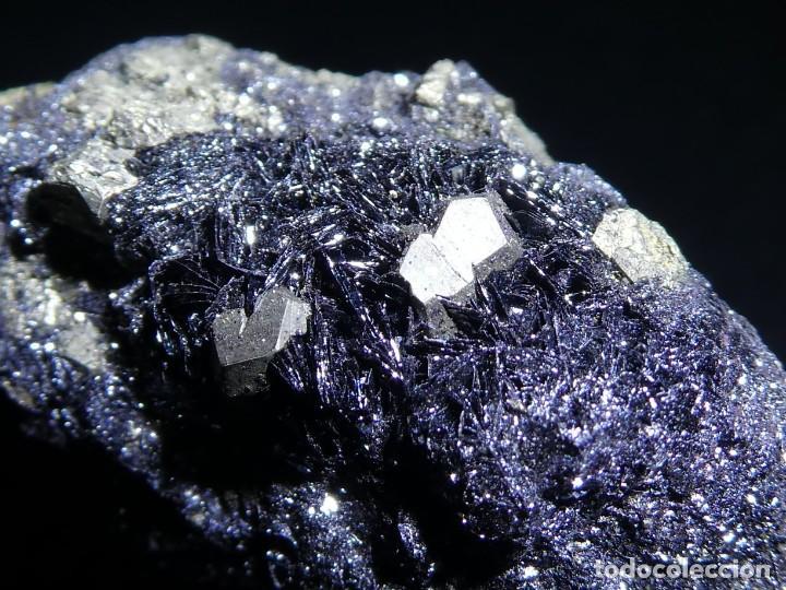 Coleccionismo de minerales: (059) MINERALES. PIRITA SOBRE HEMATITES, ELBA, ITALIA. - Foto 3 - 207118540
