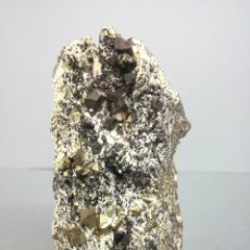 Coleccionismo de minerales: MAGNETITA + PIRITA. - MINERAL. Lote 208586037