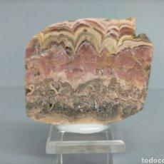 Coleccionismo de minerales: RODOCROSITA- MINERAL. Lote 209820856