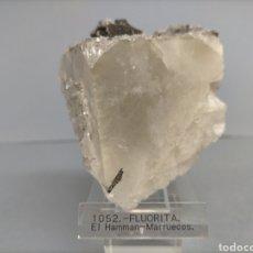 Coleccionismo de minerales: FLUORITA - MINERAL. Lote 209823430