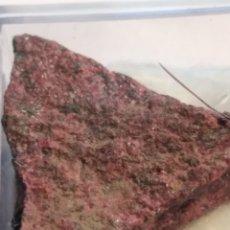 Coleccionismo de minerales: MINERAL DE CINABRIO. CIUDAD REAL.. Lote 211265722