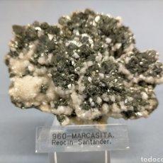 Colecionismo de minerais: MARCASITA + DOLOMITA- MINERAL. Lote 211676313