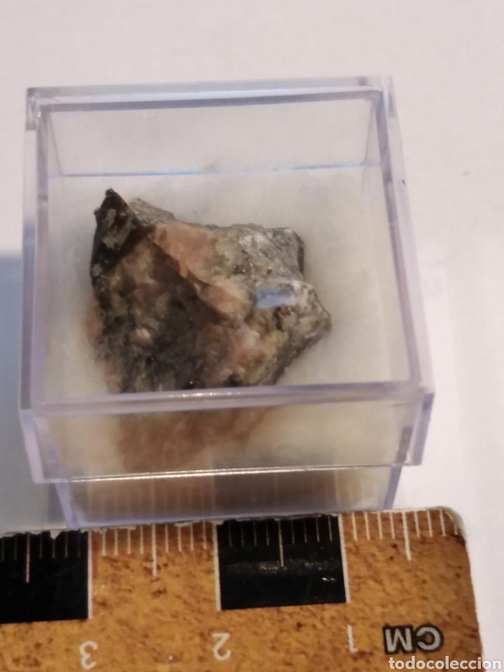 Coleccionismo de minerales: MINERAL DE BISMUTO Y NIQUELITA. TARRAGONA. - Foto 2 - 211698906