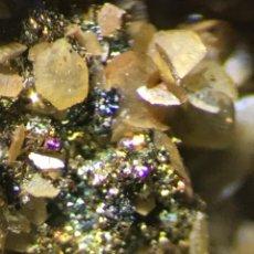 Coleccionismo de minerales: CALCOPIRITA. Lote 211823271