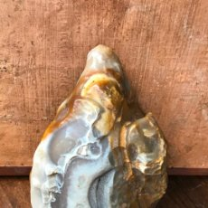 Coleccionismo de minerales: SILEX VIRGEN SIN TALLAR DEL SAHARA. Lote 212480326