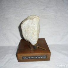 Coleccionismo de minerales: MINERAL CAL-C VITA, ROCHE, 10 CMTS. Lote 212826258