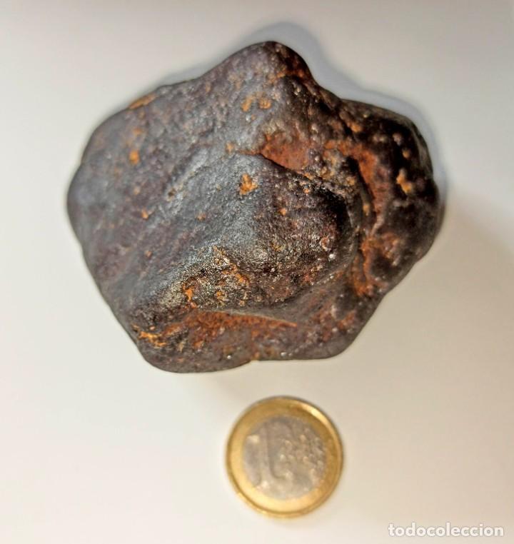 Coleccionismo de minerales: Meteorito ATAXITA HIERRO Y NIQUEL de Nantan - Foto 3 - 213493551