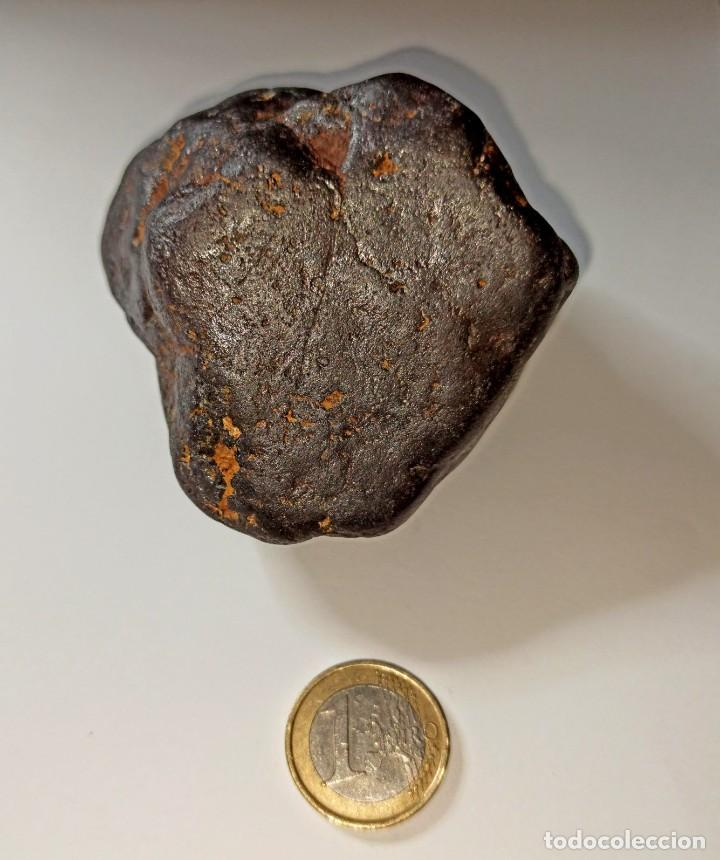 Coleccionismo de minerales: Meteorito ATAXITA HIERRO Y NIQUEL de Nantan - Foto 2 - 213493551