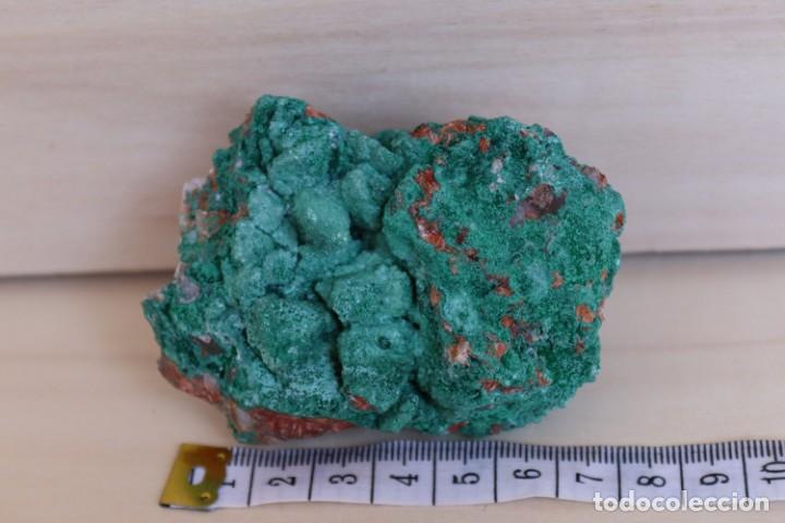 MINERALES MALAQUITA N1 (Coleccionismo - Mineralogía - Otros)