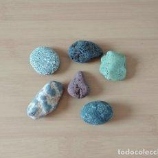 Coleccionismo de minerales: ROCAS DEL OCÉANO ATLÁNTICO ISLAS CANARIAS LOTE 2030. Lote 213893566