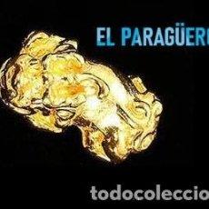 Coleccionismo de minerales: PEPITA ORO TAMBIEN VALE PARA COLGANTE LEER DENTRO LA DESCRIPCION COMPLETA - Nº5. Lote 214449451