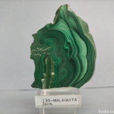 Coleccionismo de minerales: MALAQUITA - MINERAL. Lote 214742201