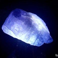Coleccionismo de minerales: TANZANITA EN BRUTO ESPÉCIMEN #001 - 27,50 CTS. Lote 203378355