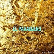 Coleccionismo de minerales: BOLSA DE 100 GRAMOS DE ORO EN ESCAMAS O EN LAMINAS DENTRO DESCRIPCION. Lote 215593196