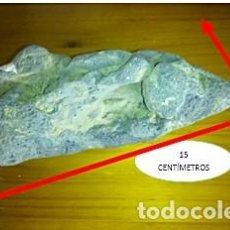 Coleccionismo de minerales: LAVA VOLCÁNICA PROCEDENTE DE ALMERÍA.. Lote 218137295