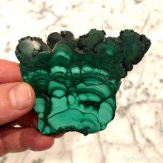 Coleccionismo de minerales: MALAQUITA MALACHITE MUNAY MINERALES. Lote 221725835