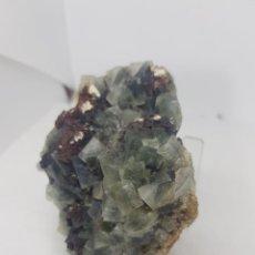 Coleccionismo de minerales: FLOURITA. Lote 221918791