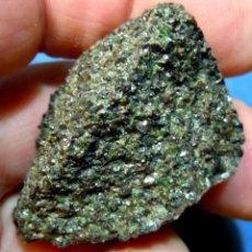 Colecionismo de minerais: OLIVINO-CANET D'ADRÍ-GIRONA W-362. Lote 222308346