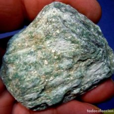 Coleccionismo de minerales: FUCHSITA-MINAS GERAES-BRASIL W-346. Lote 222311743