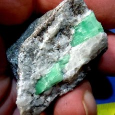 Coleccionismo de minerales: ESMERALDA-SICHUAN-CHINA W-342. Lote 222312242