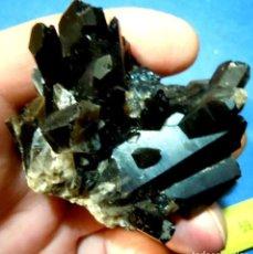 Colecionismo de minerais: CUARZO AHUMADO-LINGJIANG-CHINA W-335. Lote 222313281