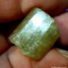 Coleccionismo de minerales: APATITO-IMILCHIL-MARRUECOS W-326. Lote 222315881