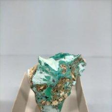 Coleccionismo de minerales: MALAQUITA- MINERAL. GIRONA. Lote 222653301